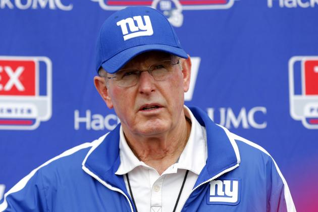 Why the New York Giants Will Finish Dead Last in the NFC East in 2013