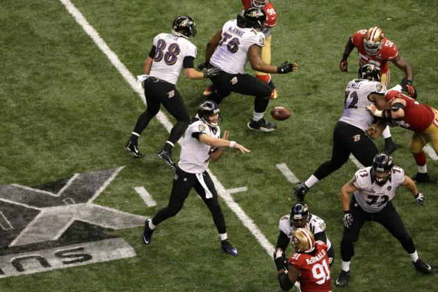 Continuity on the Offensive Line a Comfort for Joe Flacco