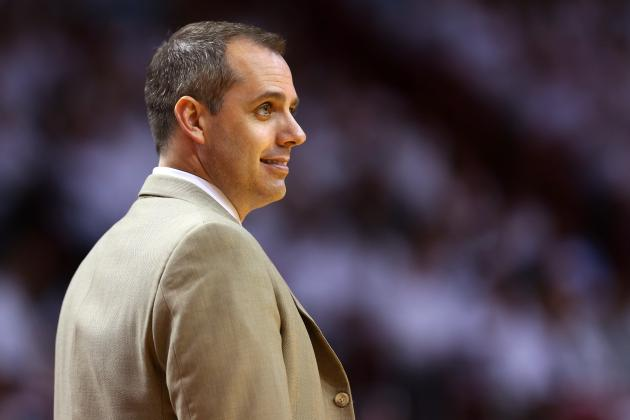 Lessons Frank Vogel and Indiana Pacers Better Have Learned for Game 2