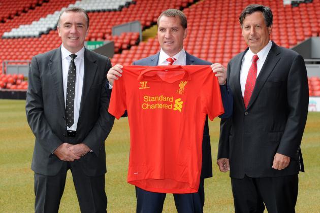 Liverpool Chairman Praises Rodgers