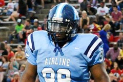 Alabama Picks Up First 2014 D-Lineman Commitment in 320-Pound O.J. Smith