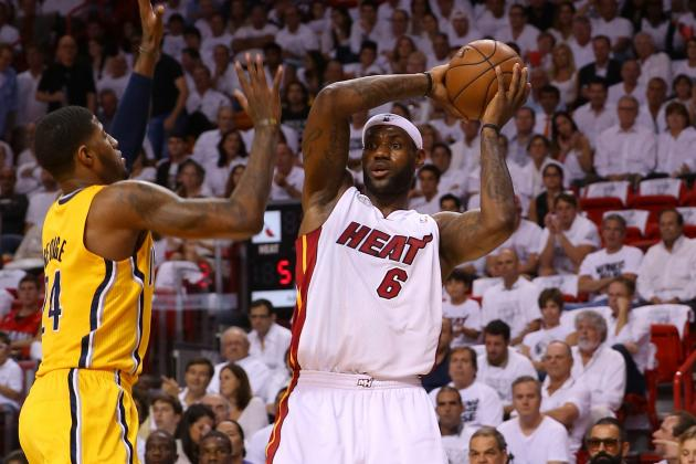 NBA Championship Odds: Miami Heat Continue as Huge Favorites