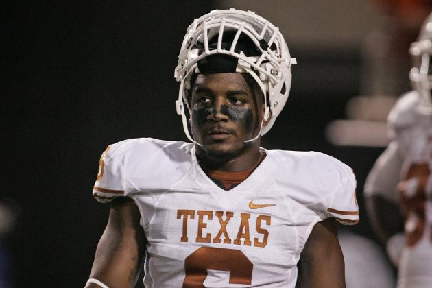 Texas Two Step: Quandre Diggs, Ashton Dorsey