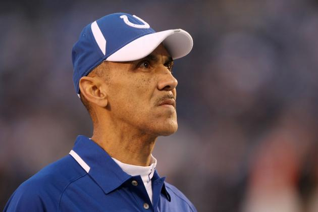 On Tony Dungy Changing Player Habits