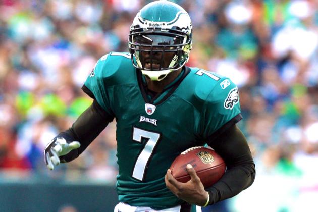 Vick: I'm Still NFL's Fastest QB