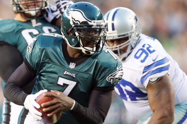 Michael Vick Claims He's Still NFL's Fastest Quarterback