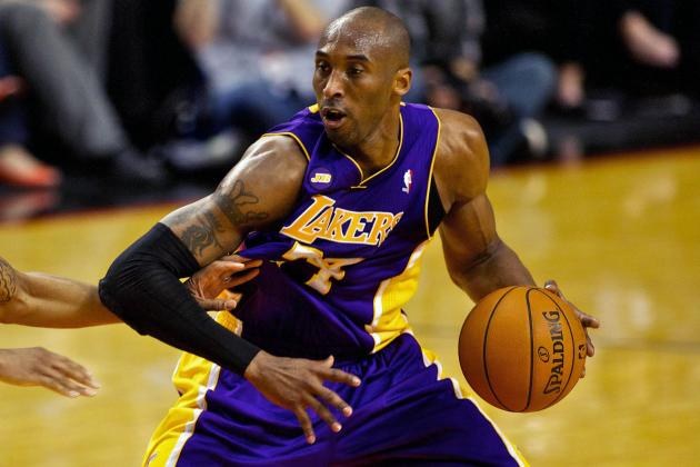 'Forever Kobe' Is Latest NBA Playoffs Promo Ad (VIDEO)