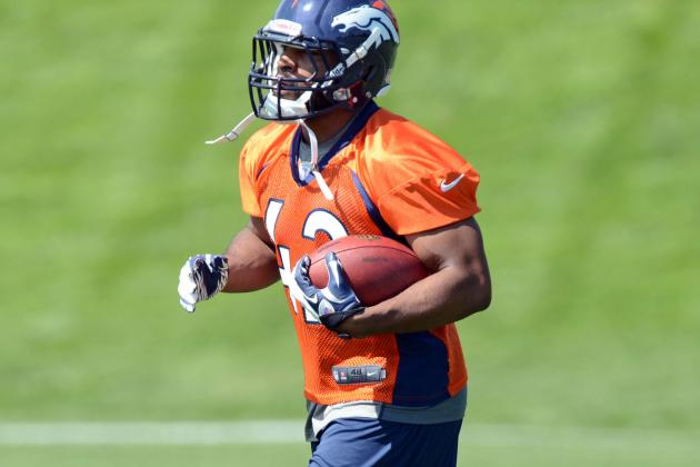 Mario Fannin Waived by Denver Broncos