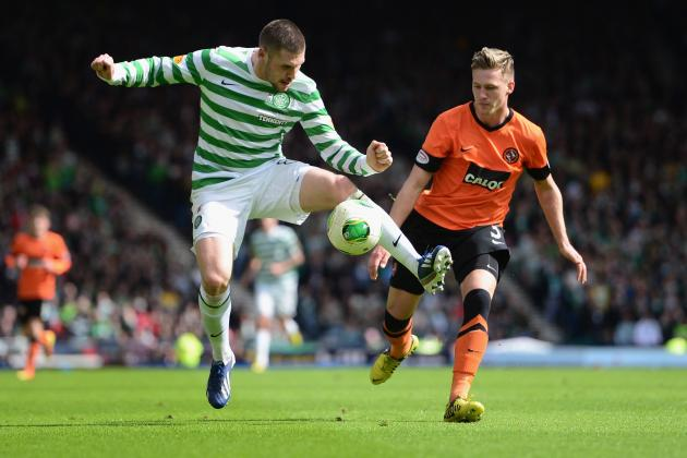 Scottish Cup Final 2013: Celtic vs Hibernian Date, Time, Live Stream and Preview