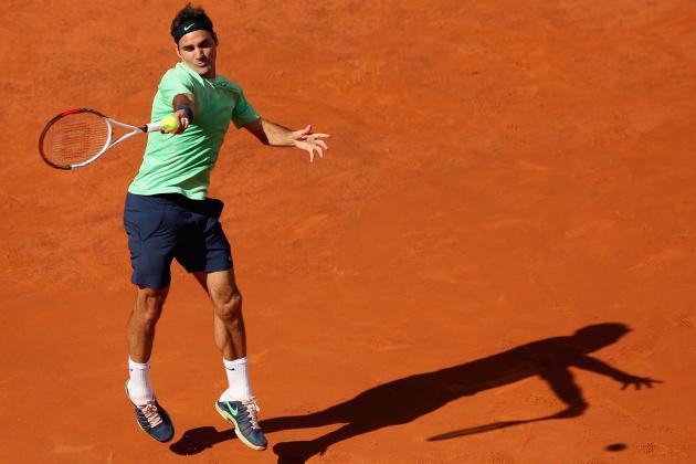 Federer to Skip Swiss Davis Cup vs. Ecuador