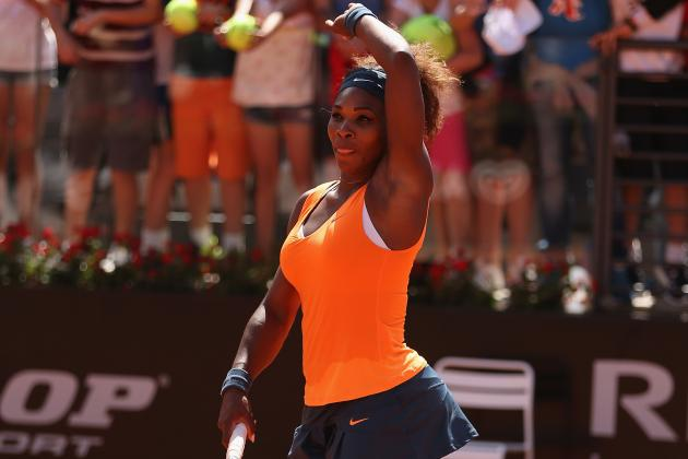 Serena: Rafa Is Chasing My Comeback