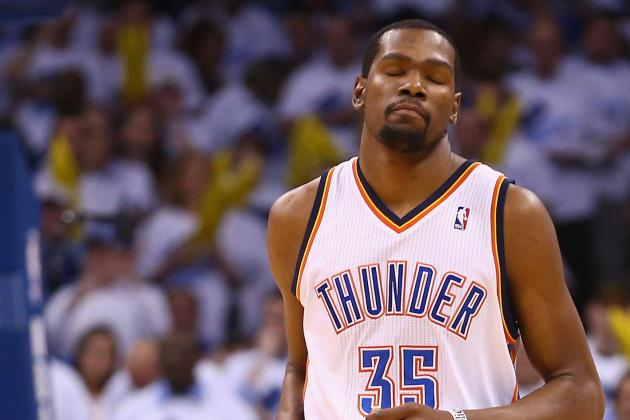 Durant Taps Nike to Donate $1M to Oklahoma Tornado Relief