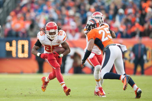 Jamaal Charles Wants to Be a Punter