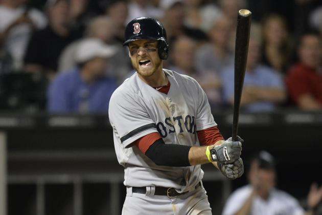 Red Sox Place Victorino and Middlebrooks on DL, Call Up Aceves and Iglesias