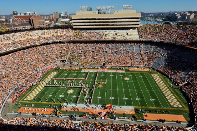 USA Today: Neyland Stadium One of the World's Most Unique Sports Venues