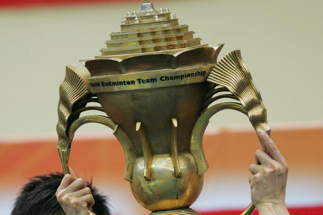Sudirman Cup 2013: Previewing Semifinals on Saturday in Malaysia