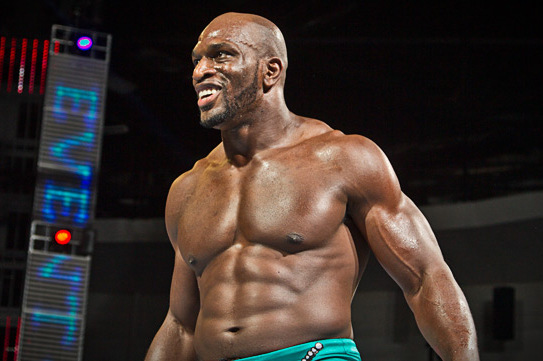 Titus O'Neil: WWE Superstars Tell Stories at 'Car-Crash Speed'