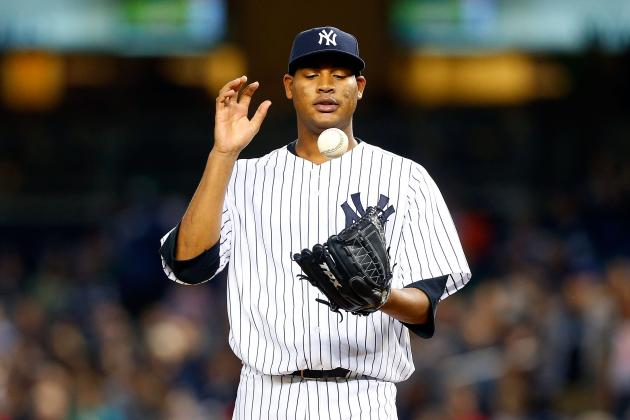 Yankees Activate Ivan Nova, Send Dellin Betances to Triple-a
