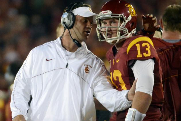 USC Football: Reasonable Goals for Trojans' 2013 Season