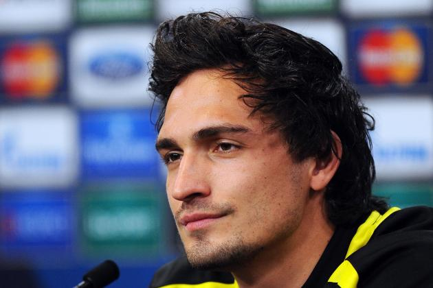 Mats Hummels Fitness Boost for Borussia Dortmund Ahead of Final
