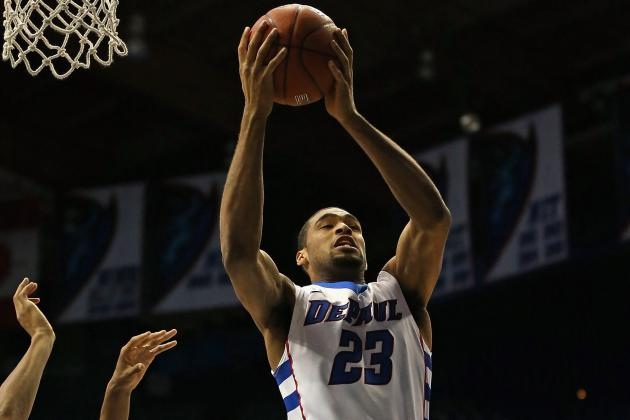 DePaul Grants Forward Donnavan Kirk Permission to Pursue Transfer