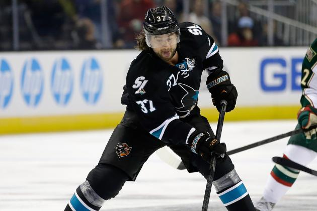 McLellan: Burish 'Very Close,' Could Be in Sharks Lineup for Game 6