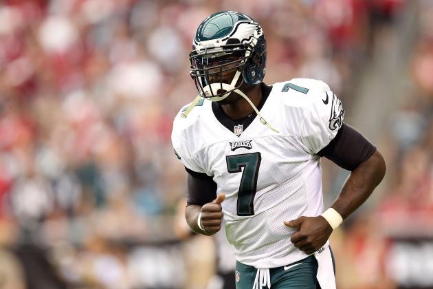 Is Michael Vick off His Rocker Saying He's the Fastest QB in the League?