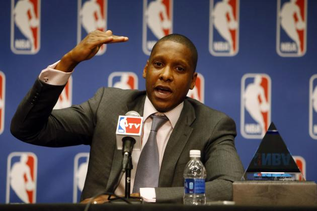 Ujiri to Interview for Toronto Opening