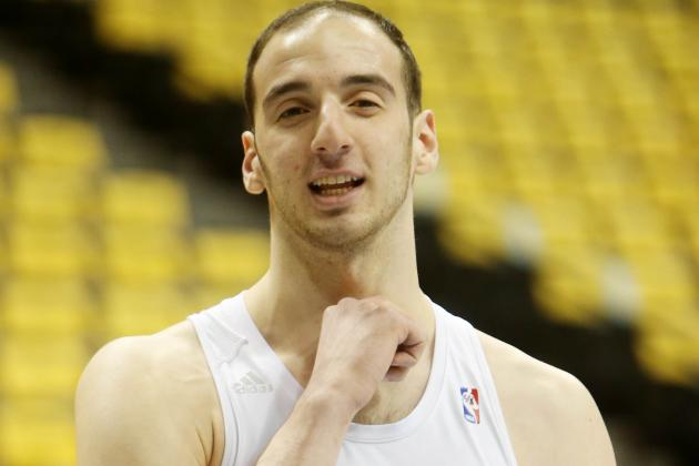 Nuggets C Kosta Koufos Won't Play for Greek National Team This Summer