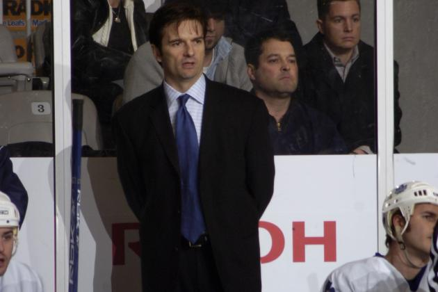 Eakins Has a Strong Chance to Become NHL Coach