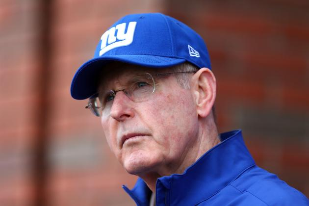 Coughlin on Linebackers:  'There Is Nothing Concrete There'