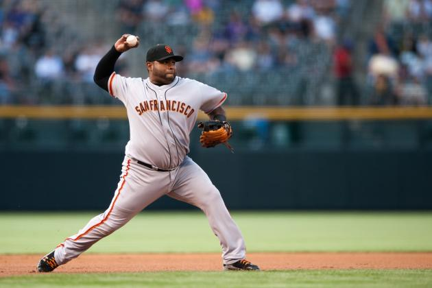 Sandoval Back from Illness vs. Rockies