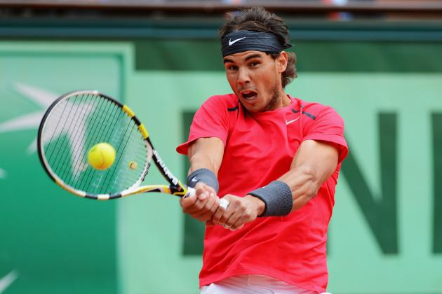 French Open 2013 TV Schedule: When and Where to Catch Early-Round Action