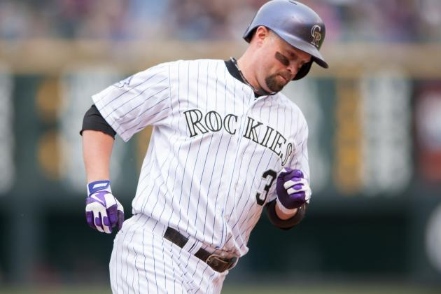 Rockies Activate Michael Cuddyer from DL