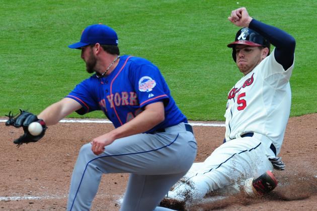 ESPN Gamecast: Braves vs. Mets