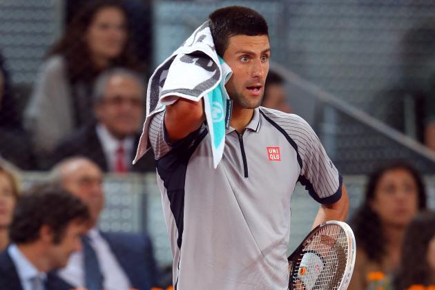 Novak Djokovic Needs to Regain Consistency to Win 2013 French Open