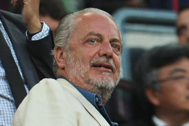 De Laurentiis: 'Nothing Official' on Rafael Benitez to Napoli