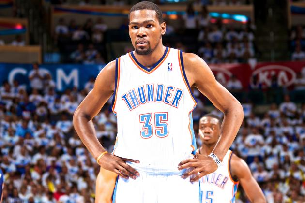 Kevin Durant Gets Nike's Help in Supporting Moore's Tornado Relief Effort
