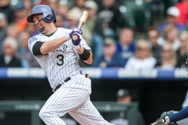 Rockies Activate Cuddyer