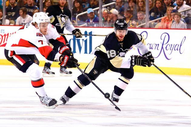 Ottawa Senators vs. Pittsburgh Penguins Game 5: Live Score, Updates and Analysis