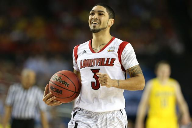 Peyton Siva Will Prove to Be Great Value in 2nd Round of NBA Draft