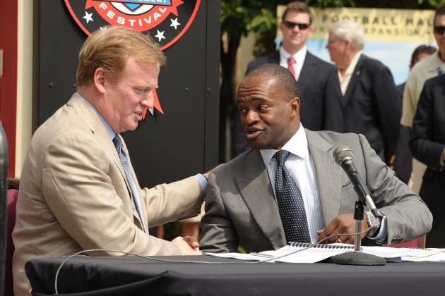 NFL Reportedly Proposes New HGH Testing to Players Union