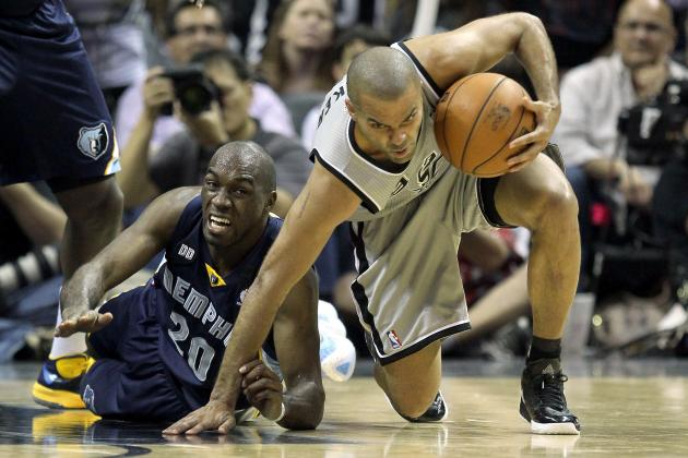 Spurs vs. Grizzlies: Biggest Storylines Through First 2 Games