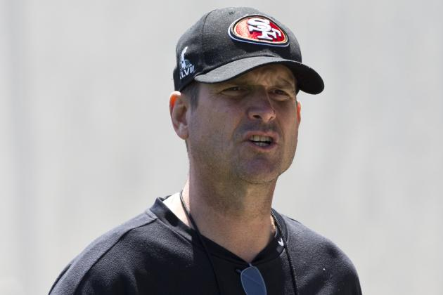 Jim Harbaugh: Someone Will Emerge in Crabtree's Place