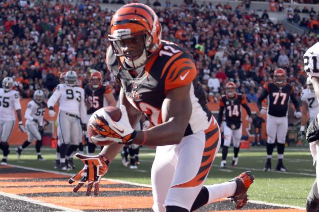 Why the Cincinnati Bengals' Answer at #2 Is Sanu