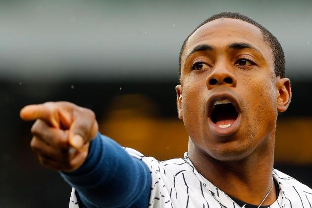 Granderson Has Fractured Pinky; Timetable Unknown