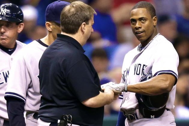 Curtis Granderson Injury: Updates on Yankees Star's Hand