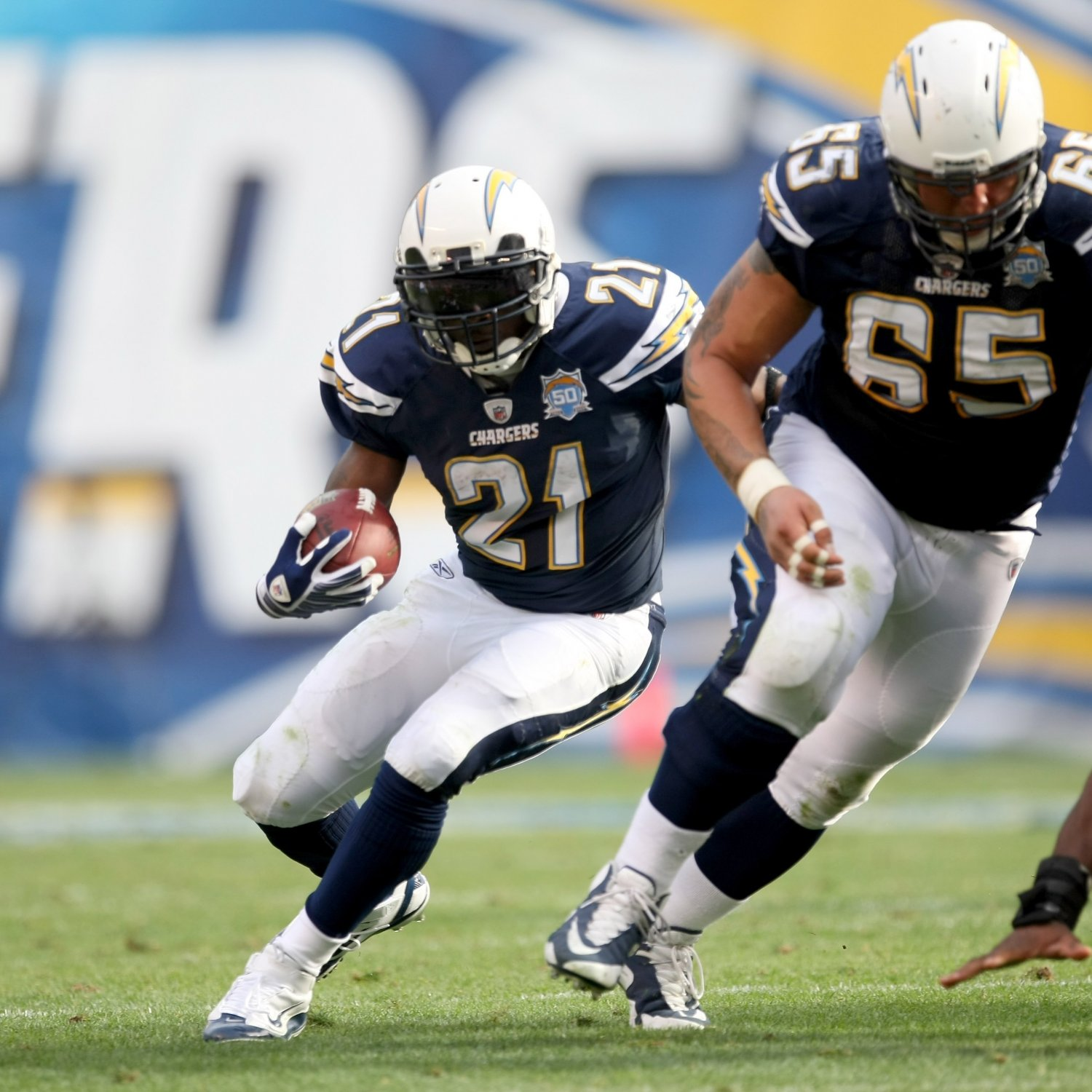 San Diego Chargers Best Players: San Diego Chargers' All-Time Top 50 Players