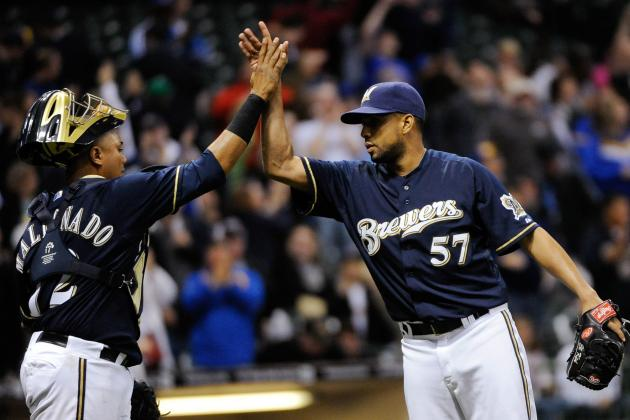 K-Rod Notches Save After Henderson Leaves with Injury