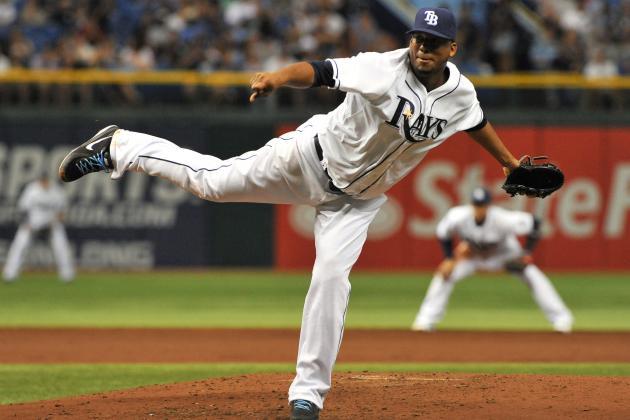 Granderson Hurt as Yankees Trounce Rays